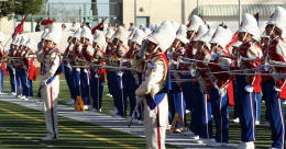 All City Performers at Bandfest in Pasadena City College